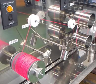 卓上型湿式紡糸装置